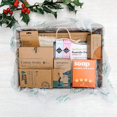 Zero Waste Bathroom Starter Kit, by The Contented Company - £40
