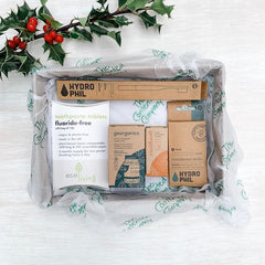 Zero Waste Dental Starter Kit, by The Contented Company - £25