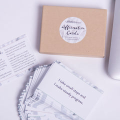 Affirmation Cards, from A Mother Brand - £19.50