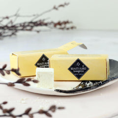 Plastic Free Solid Shampoo, by Beauty Kubes - From £1.75