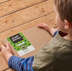 Craft & Gardening Activities Box, by A Mud & Bloom - £11.95