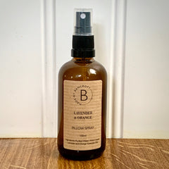 Natural Pillow Spray, by Made by Bancroft - £10.25