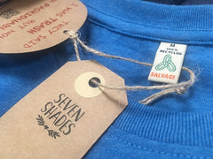 Recycled Bottles & Organic Cotton Slogan Tee-Shirts & Sweatshirts, by Seven Shades Shop – from £10