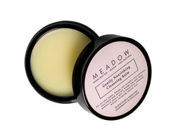 Plant-based Skincare: Gently Nourishing Cleansing Balm, by Meadow Skincare - £25