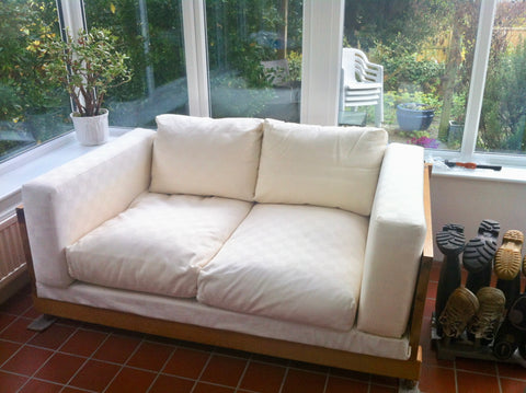 The Contented Company - Upcycled Sofa