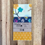 Contented Earth Beeswax Wraps (Pack of 3)