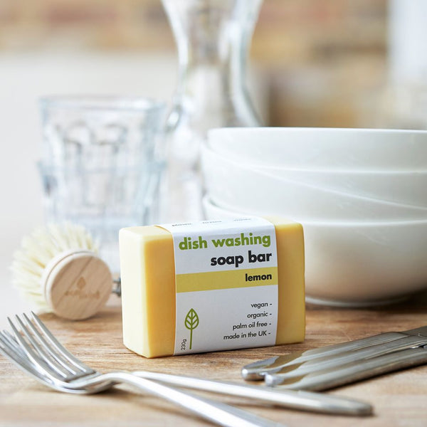 Plastic Free Washing-Up Soap, by Eco Living