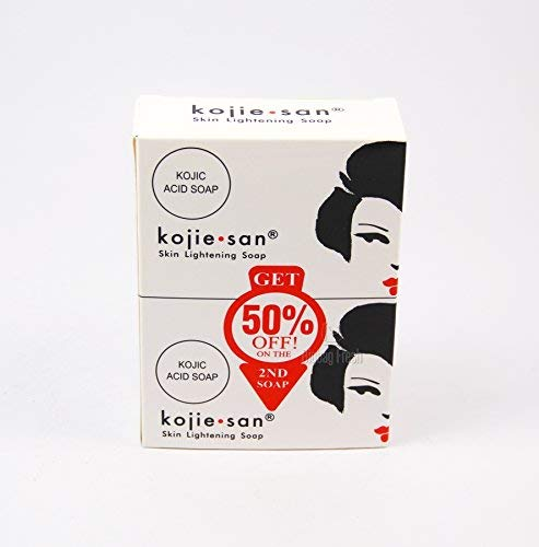 Kojie San Skin Lightening Kojic Acid Soap, 135g