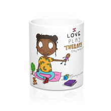 Load image into Gallery viewer, I love Play Therapy Mug