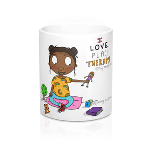 I love Play Therapy Mug