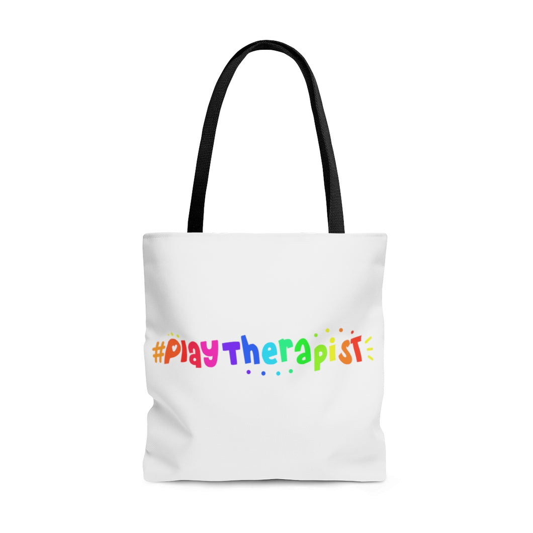 Play Therapist  Tote Bag