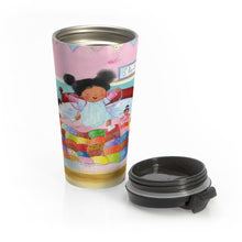 Load image into Gallery viewer, No, No Elizabeth Stainless Steel Travel Mug