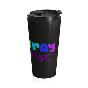 Sandtray Therapist  Stainless Steel Travel Mug
