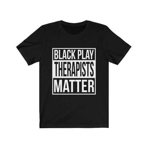 Black  Play Therapists Matter
