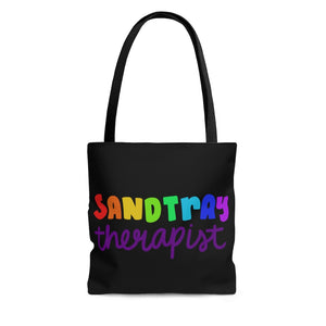 Sandtray Therapist Tote Bag