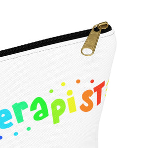 Play Therapist Accessory Pouch w T-bottom