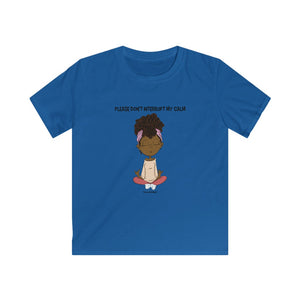 Focus on Feelings® Calm Kids Softstyle Tee