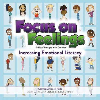 Increasing Emotional Literacy Softcover