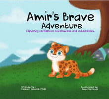 Load image into Gallery viewer, Amir's Brave Adventure Book