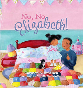 No, No Elizabeth Soft Cover