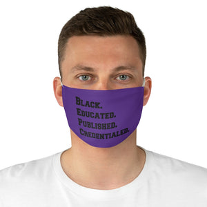 BEPC Fabric Face Mask