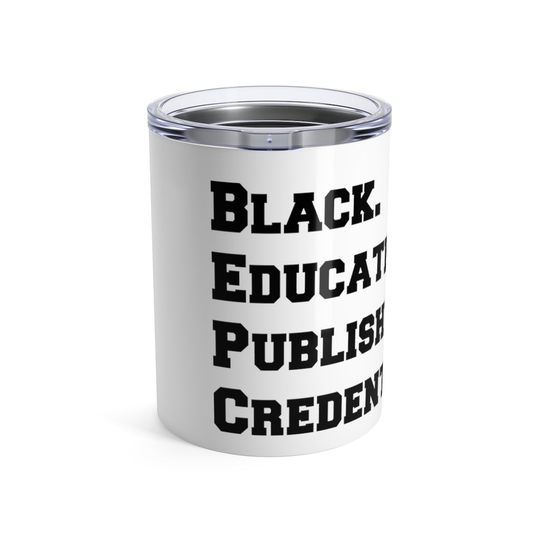 Black & Educate Published Credentialed