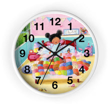 Load image into Gallery viewer, No, No Elizabeth Wall clock