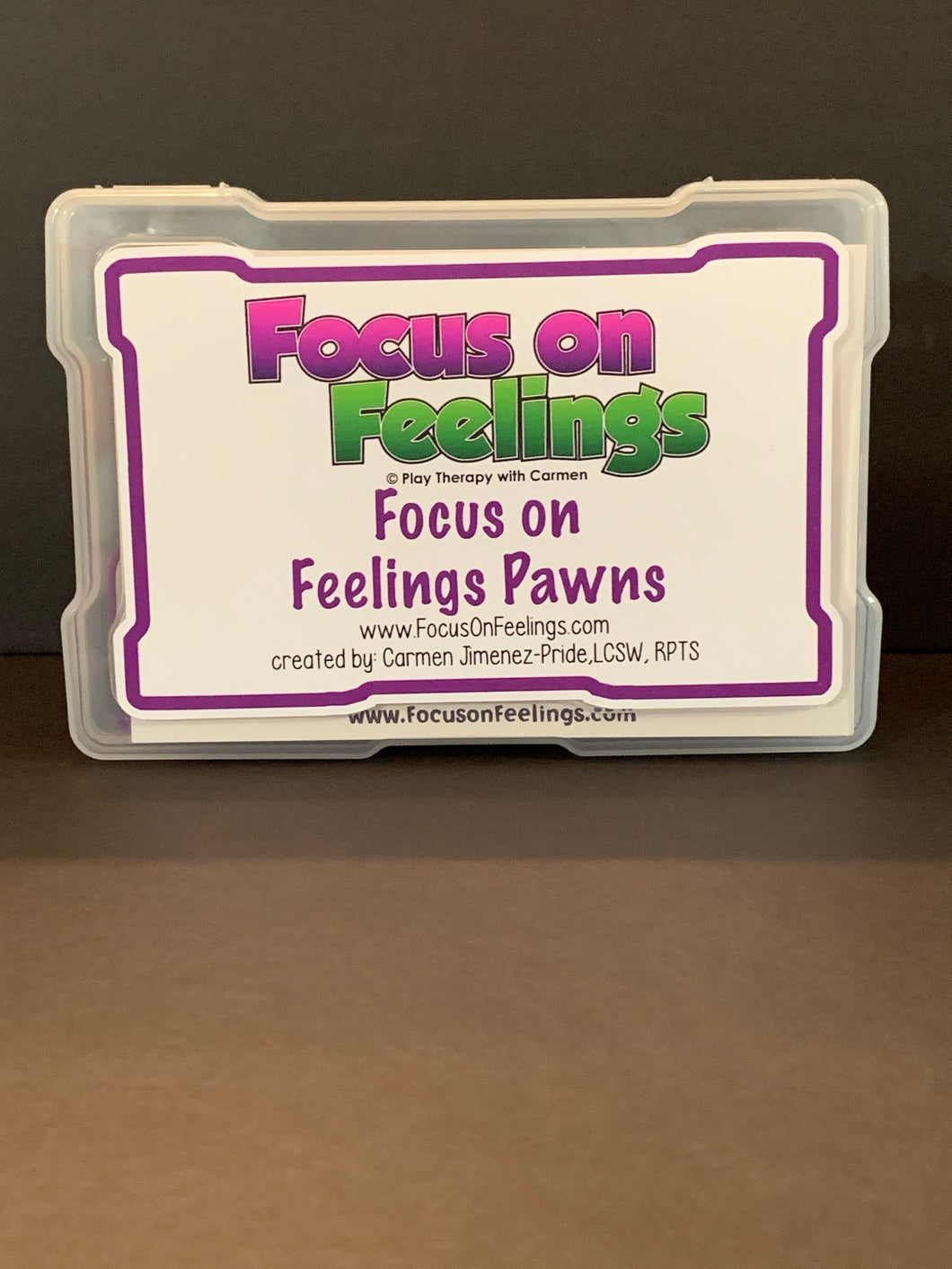 Focus on Feelings©️ Pawns