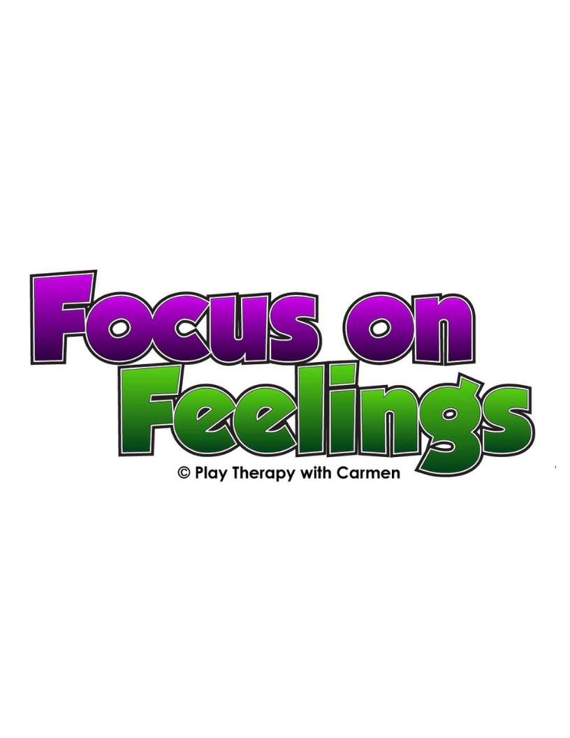 Coloring and Activity Book Focus on Feelings