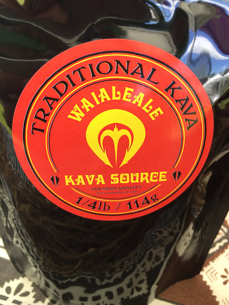 4 oz. Traditional Kava