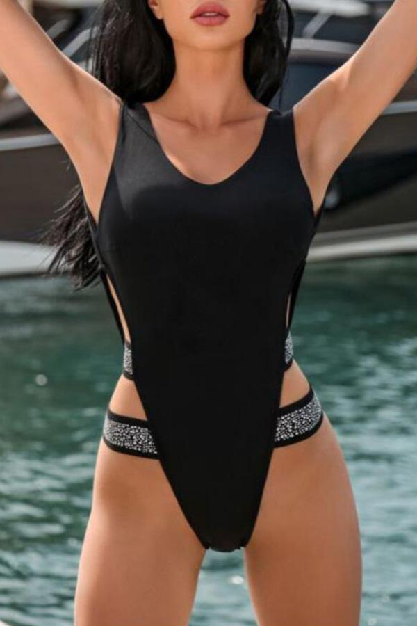 Bandage Swimming Costume
