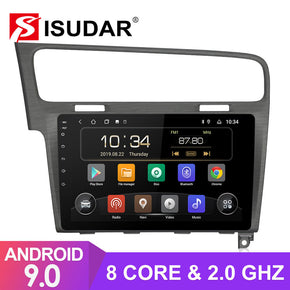 T8 octa core Android 9  car radio for VW