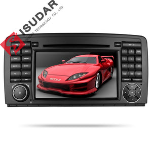 ISUDAR 2 Din Auto Radio Android 9 For Mercedes/Benz/AMG R Class W251 R300 R350 R63 - ISUDAR Official Store