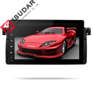 ISUDAR 2 Din Quad core Auto radio Android 9 For BMW/E46/M3/MG/ZT/Rover 75 - SEO Optimizer Test