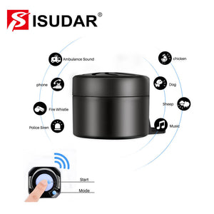 ISUDAR Car Speaker Wireless Control Ringtones - ISUDAR Official Store