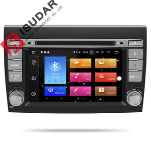 ISUDAR 2 Din Auto radio Android 9 Octa core For Fiat/Bravo 2007-2012 - SEO Optimizer Test