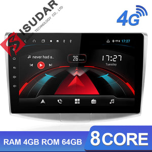 ISUDAR H53 2 Din Android Car Radio For VW/Volkswagen/Magotan/CC/Passat - ISUDAR Official Store