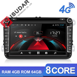 ISUDAR H53 2 Din Android Car Radio For VW/Volkswagen - SEO Optimizer Test