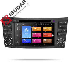 ISUDAR 2 Din Auto radio Android 9 Octa core For Mercedes/Benz/E-Class/W211/CL - SEO Optimizer Test
