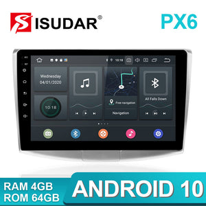 ISUDAR PX6 1 Din Android 10.0 Car Radio For Magotan/CC/Passat B6 B7 - SEO Optimizer Test