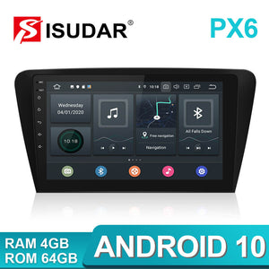 Isudar 2 Din 10.1 inch Android 10 Radio For VW/Skoda/Octavia 2014- - SEO Optimizer Test