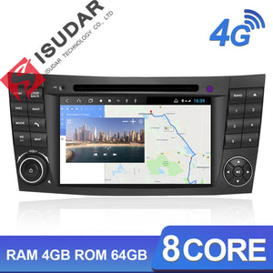 ISUDAR H53 2 Din Android Car Radio For Mercedes/Benz/E-Class/W211 - SEO Optimizer Test
