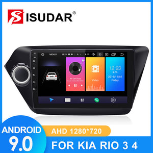 ISUDAR Car Radio For KIA/RIO 3 K2 2011-2015 - ISUDAR Official Store