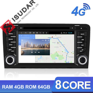 ISUDAR H53 2 Din Android Car Radio For Audi/A3/S3 2002-2013 - SEO Optimizer Test
