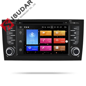 ISUDAR 2 Din Auto radio Android 9 Octa core For Audi/A6/S6/RS6 - SEO Optimizer Test
