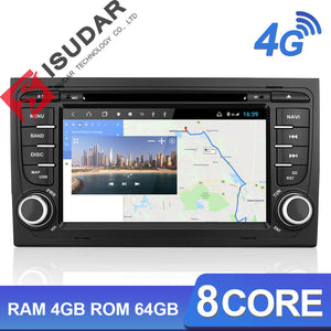 ISUDAR H53 2 Din Android Car Radio For Audi/A4/S4 2002-2008 - SEO Optimizer Test