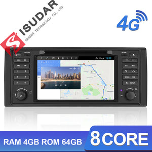 ISUDAR H53 2 Din Android Car Radio For BMW/E39/X5/E53 - SEO Optimizer Test