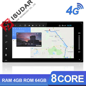 ISUDAR H53 2 Din Android Car Radio For Toyota/Corolla/Altis/RAV4/CAMRY - SEO Optimizer Test