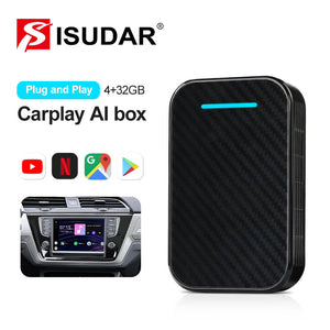 USB Carplay Carlinkit Adapter For BMW VW Mercedes Benz Audi Volvo - ISUDAR Official Store