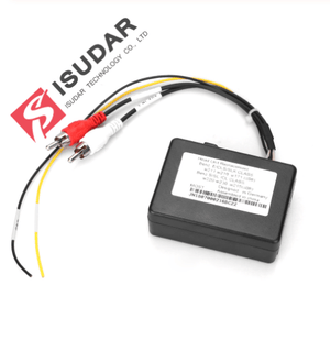 ISUDAR Car Optical Fiber Decoder For Mercedes/W211/E Class S Class W220 - ISUDAR Official Store